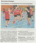 OF-Le handball féminin a trouvé sa place