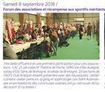 Forum des associations du 08 septembre